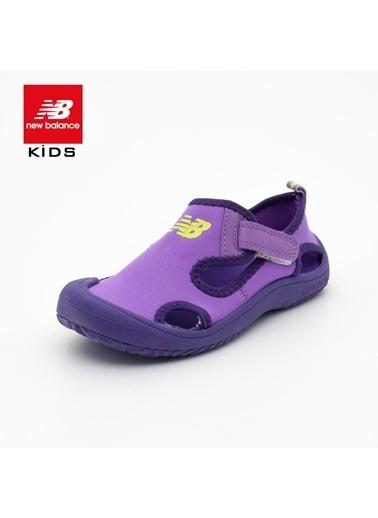 New Balance Sandalet Mor